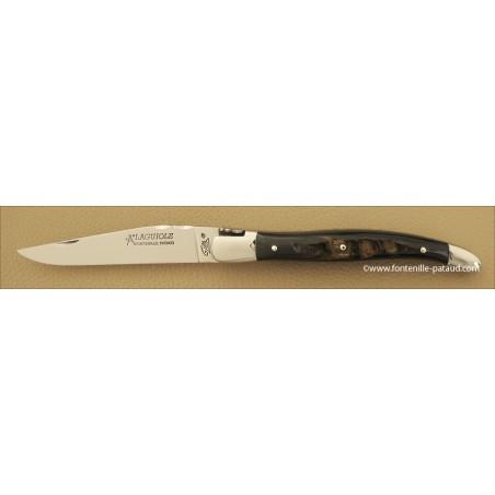 Laguiole Traditional 12 cm Classic Range Buffalo Bark Horn