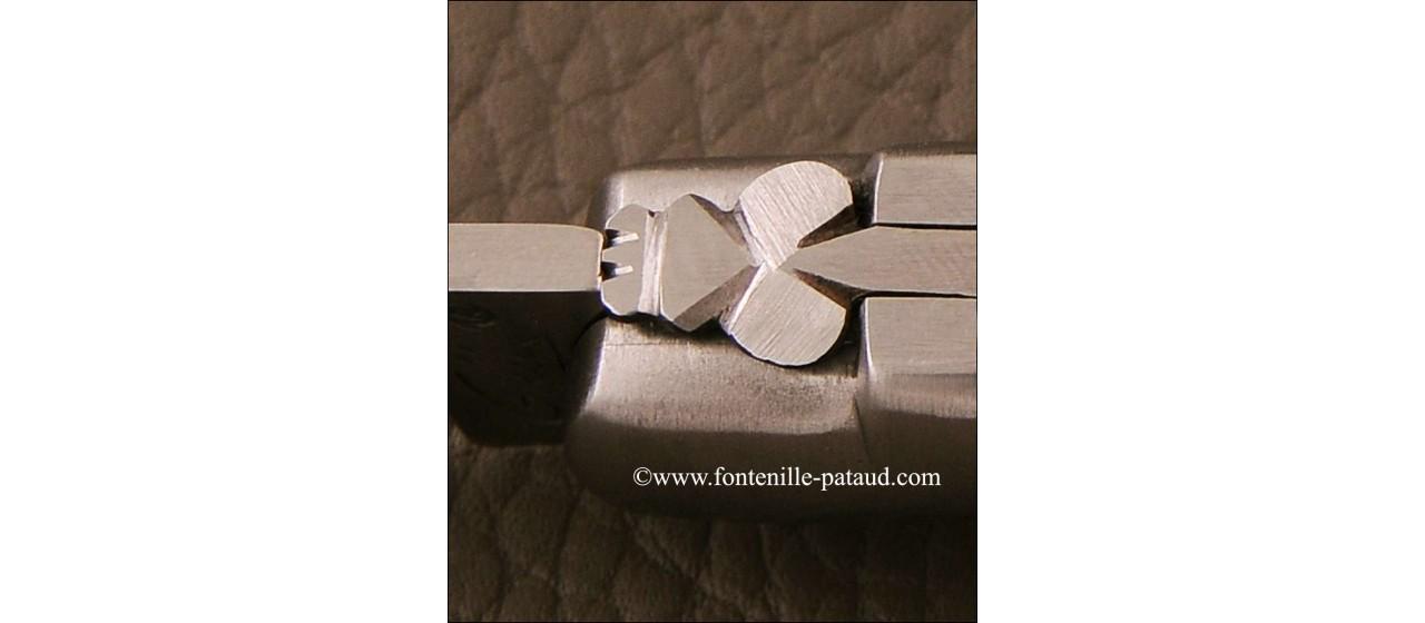 Couteau Laguiole Traditionnel 11 cm Classique Noyer