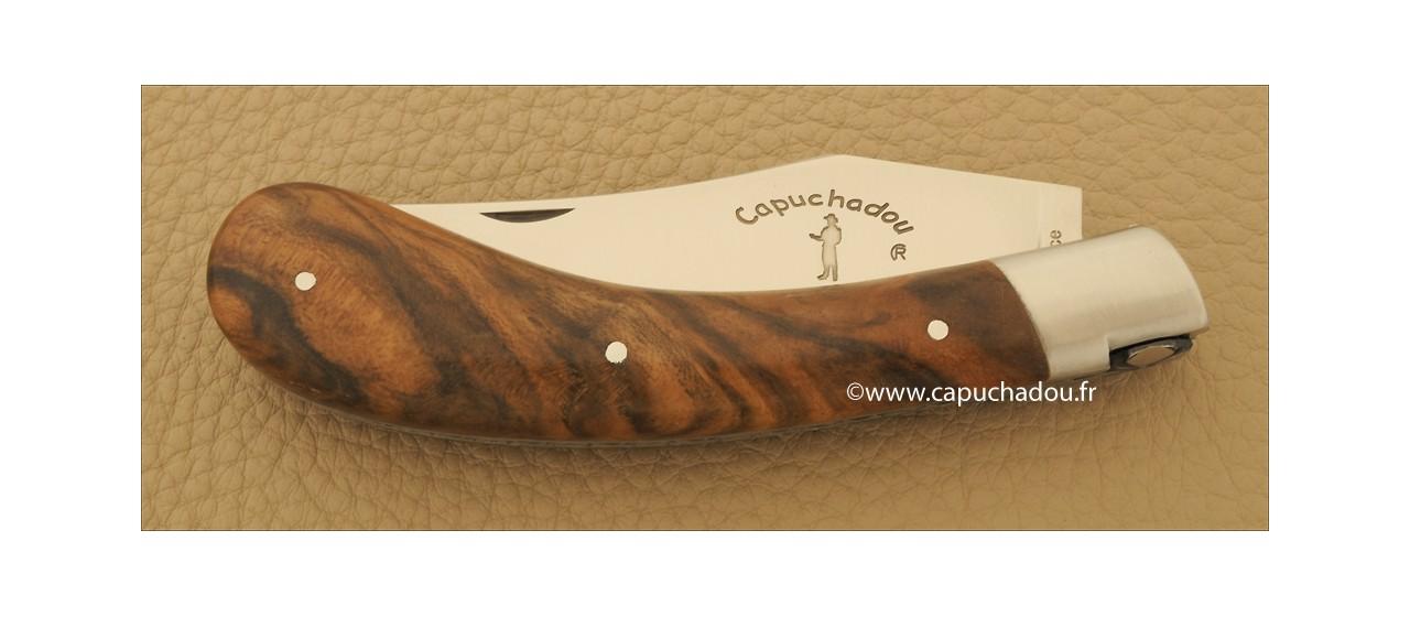 Le Capuchadou 12 cm, Noyer