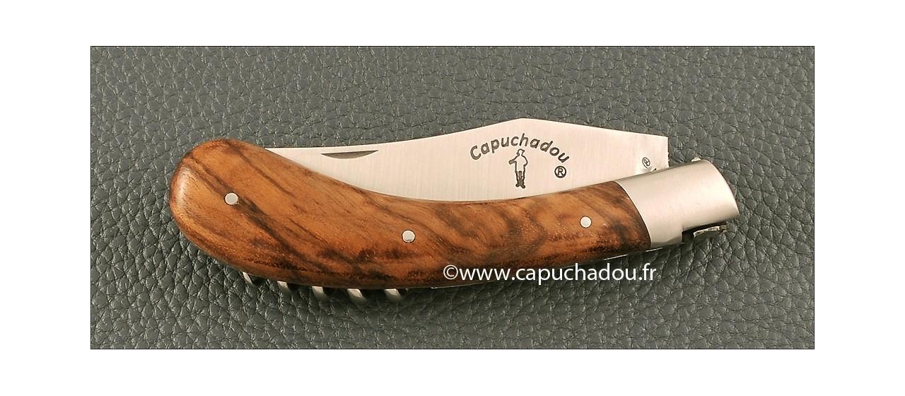 """""""Le Capuchadou"""" 12 cm Corkscrew, Walnut"""