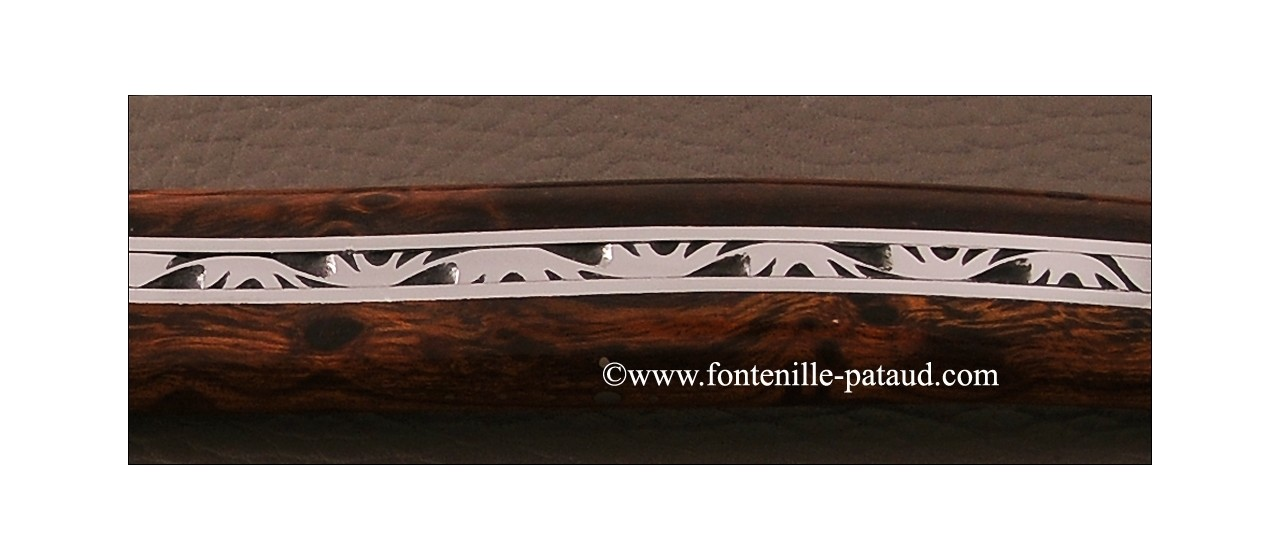 True laguiole knife handmade in Aubrac