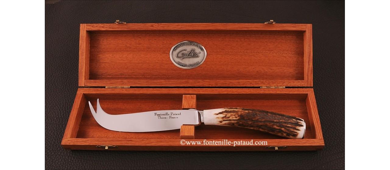Couteau à Fromage Bois de cerf