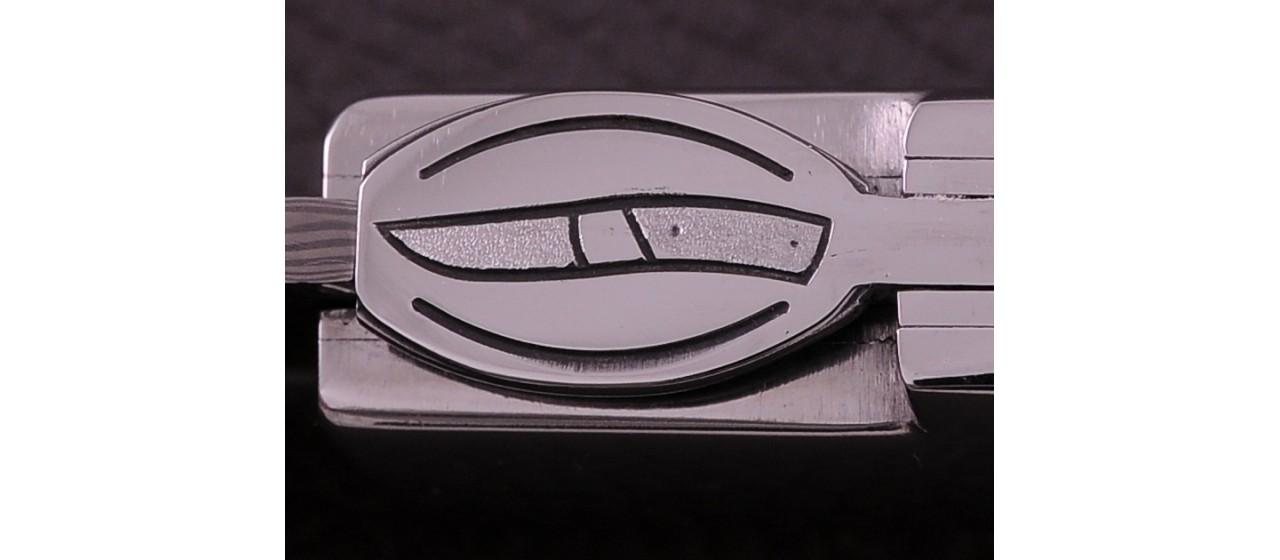 Le Thiers ® Gentleman knife Damascus Ironwood