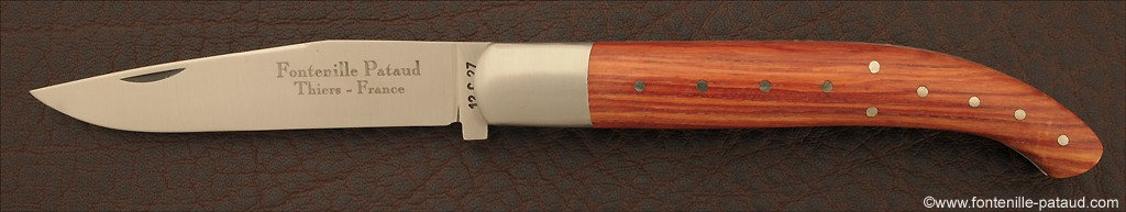 Basque knife Rosewood