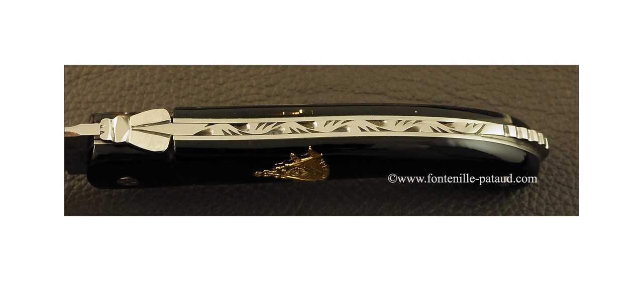 Laguiole sport knife freemason