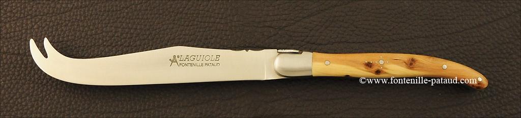 Laguiole Cheese Knife Juniper