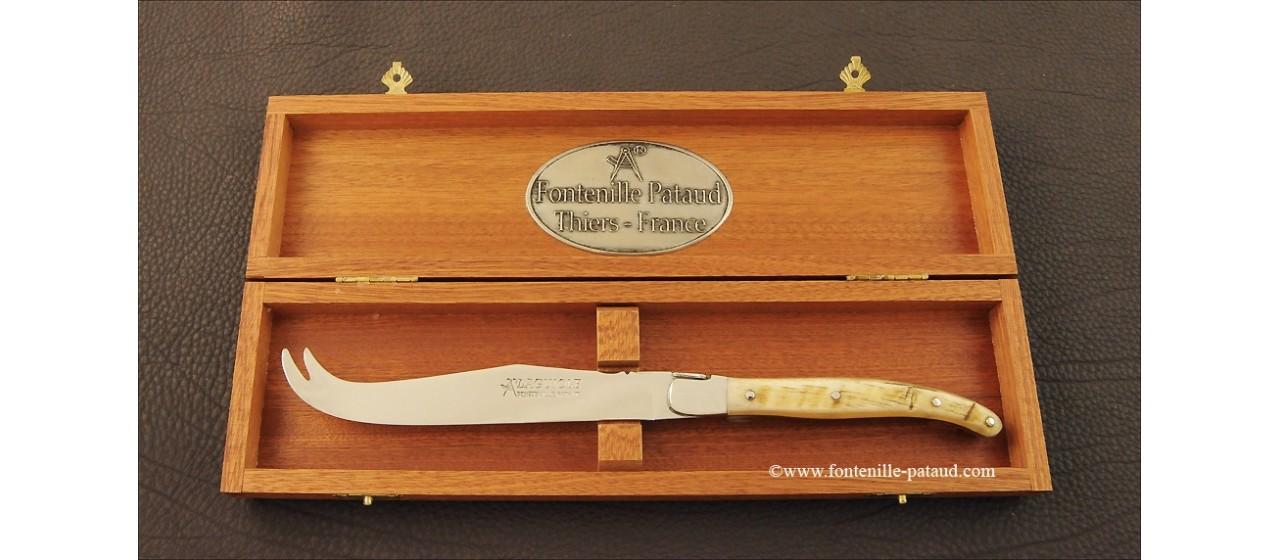 Laguiole Cheese Knife Ram horn