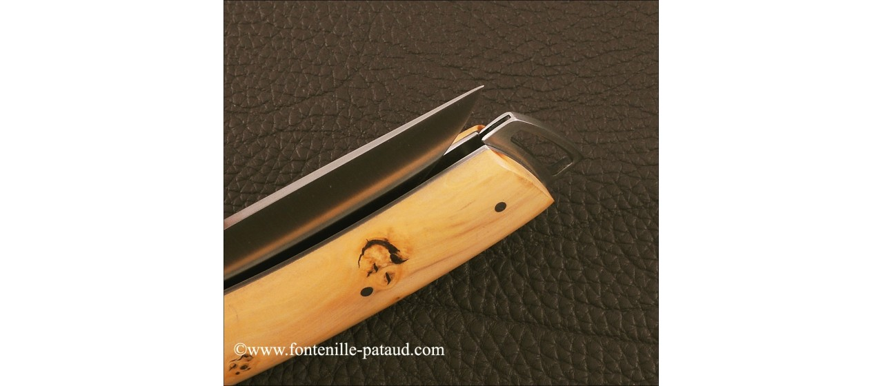 Le Thiers ® Gentleman knife Boxwood