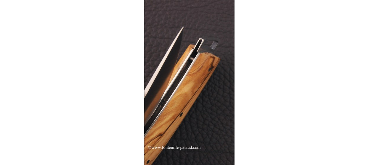 Le Thiers® Gentleman knife Olivewood