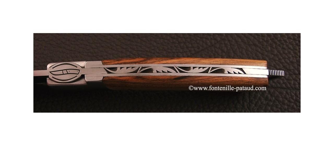 Le Thiers® Gentleman Pistachio wood