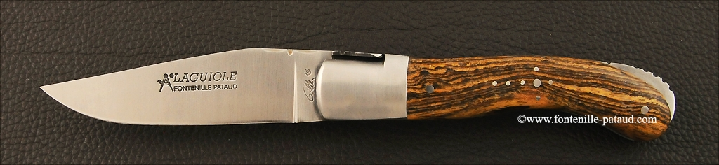 Laguiole Sport knife mexican bocote