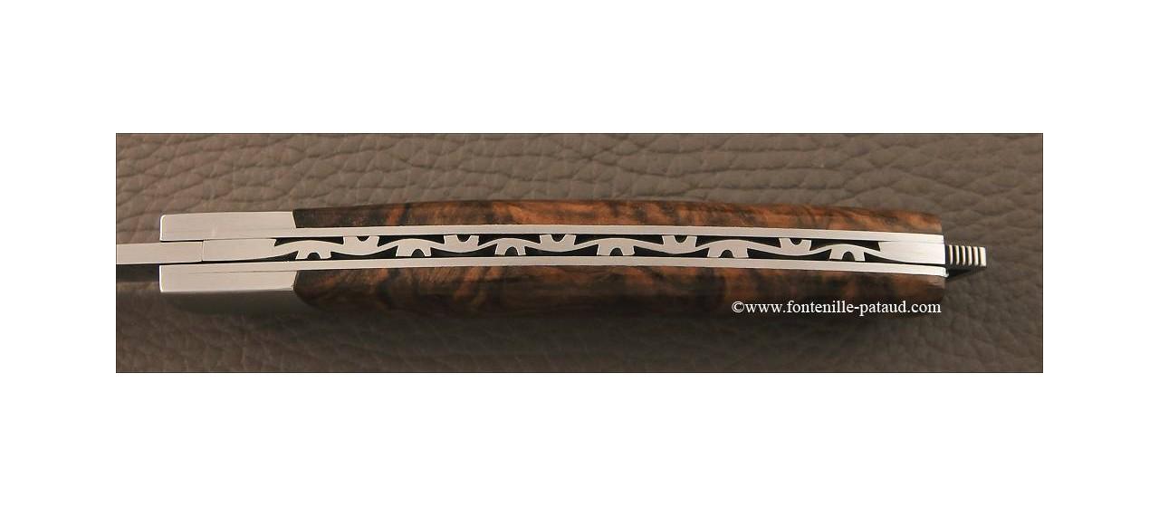 Couteau Le Thiers® Nature Noyer