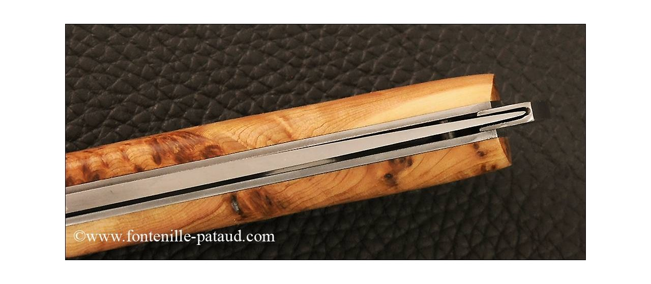 Le Thiers® Nature Juniper knife