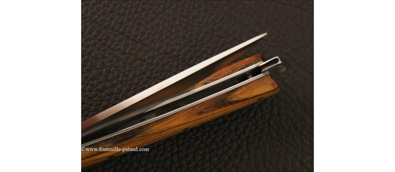 Couteau Le Thiers® Nature Pistachier
