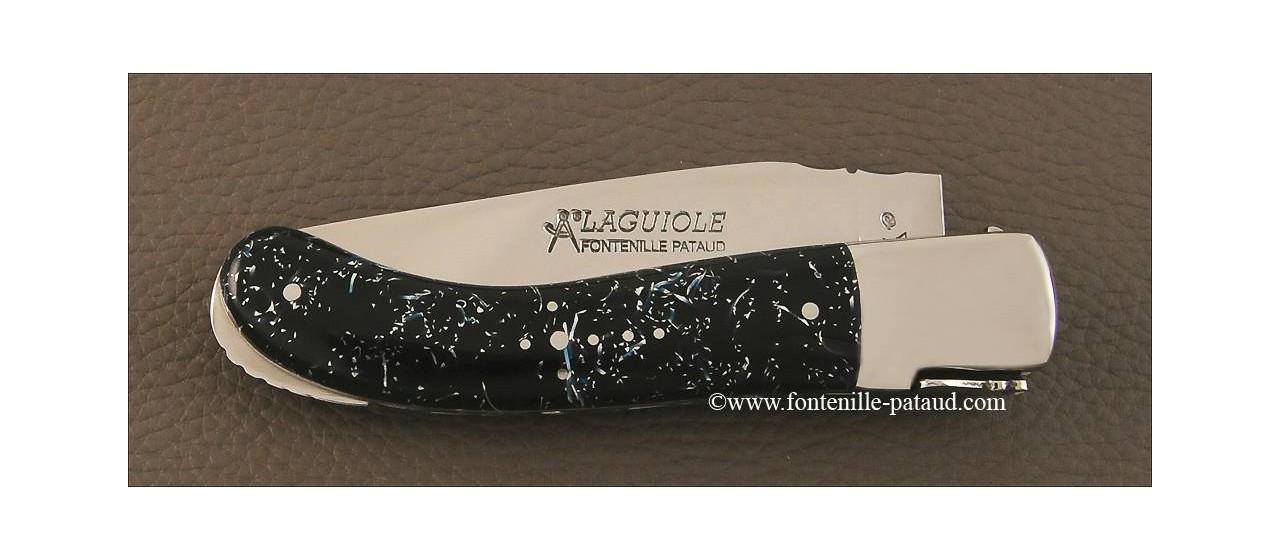 Couteau Laguiole Sport résine thermochromique