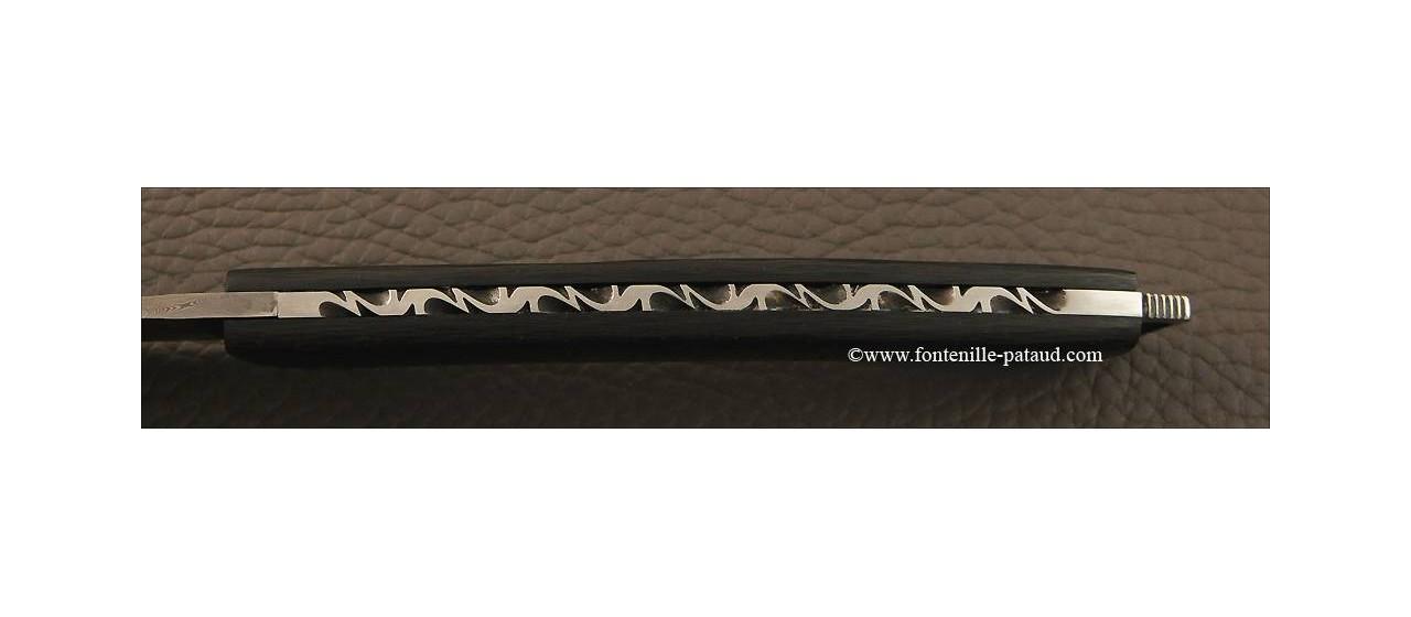 Le Thiers® Nature Damascus Carbon fiber ultra light