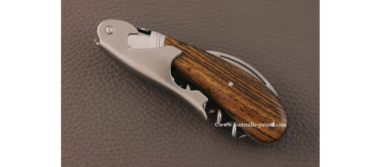 Laguiole Magnum corkscrew Mexican bocote