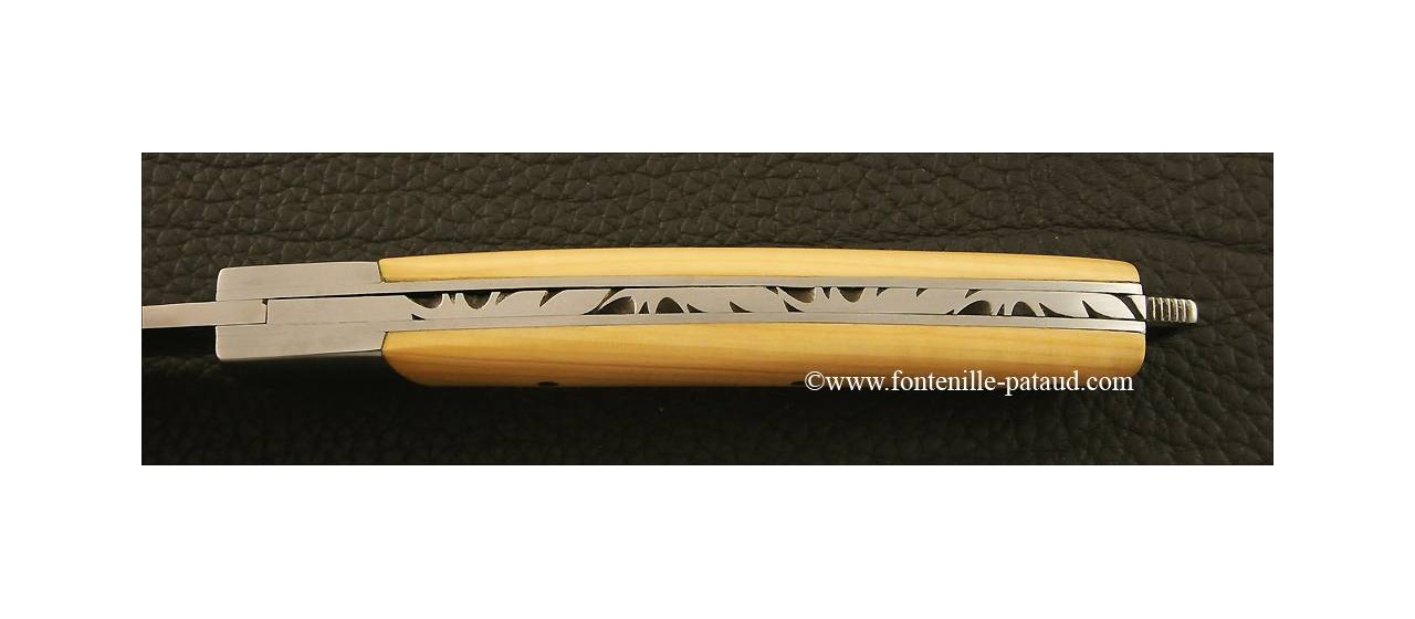 Le Thiers® Nature Boxwood knife