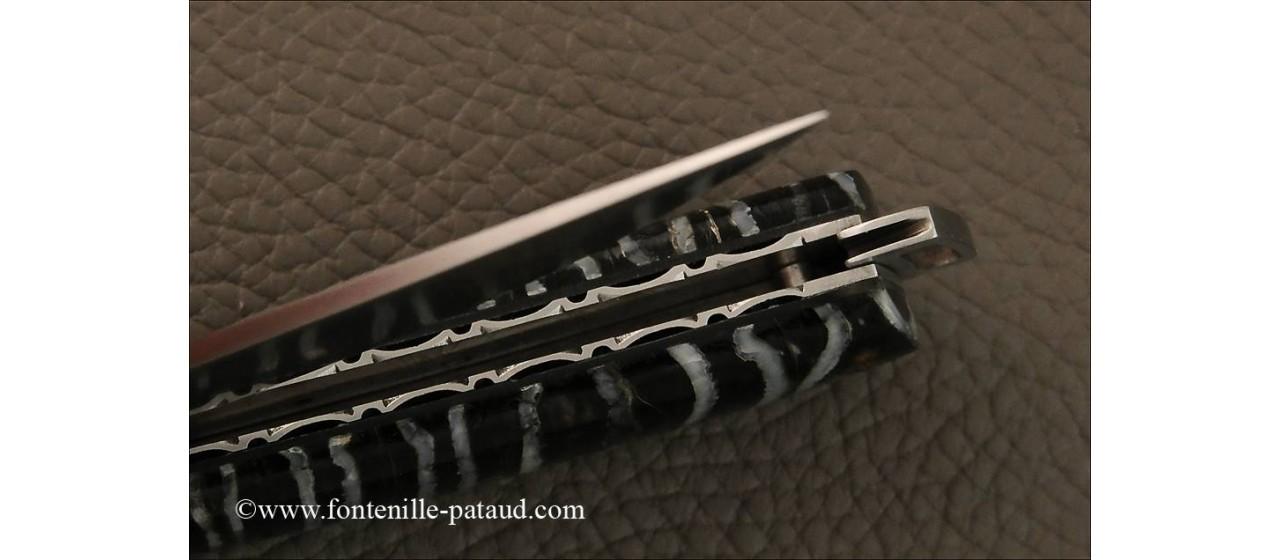 Couteau Le Thiers® Nature Molaire de mammouth