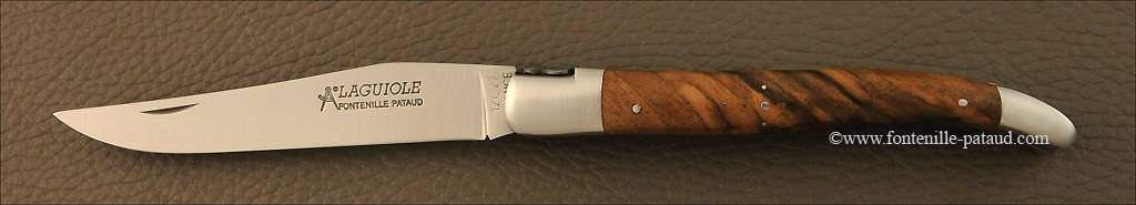 Laguiole Knife essential 12 cm Walnut