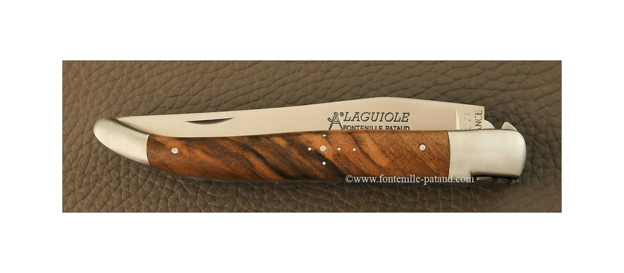 Couteau Laguiole Essentiel 12 cm Noyer