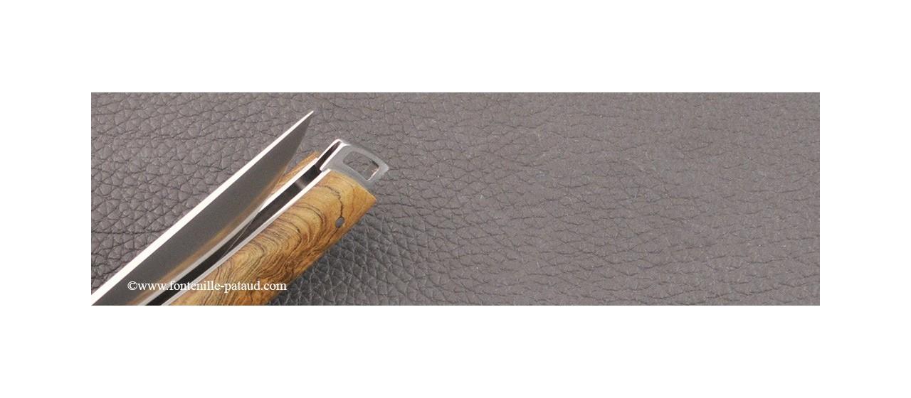 Le Thiers® Nature teak knife