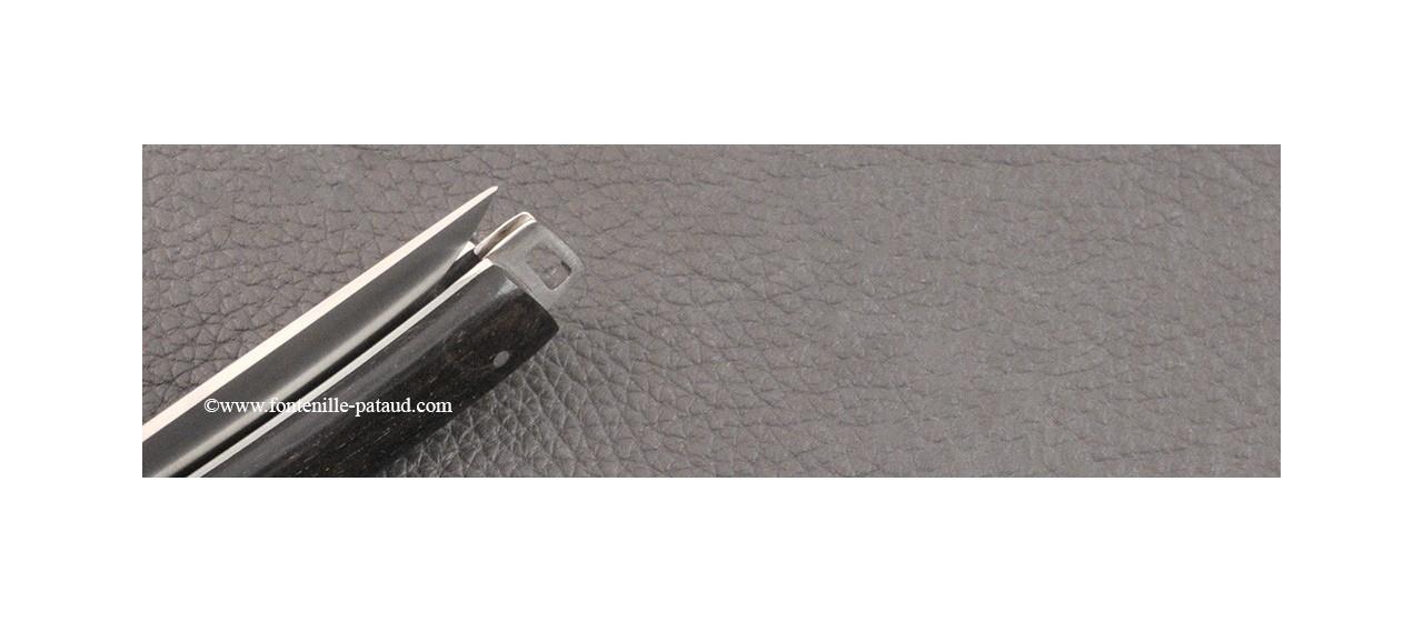 Le Thiers® Nature knife ebony handle