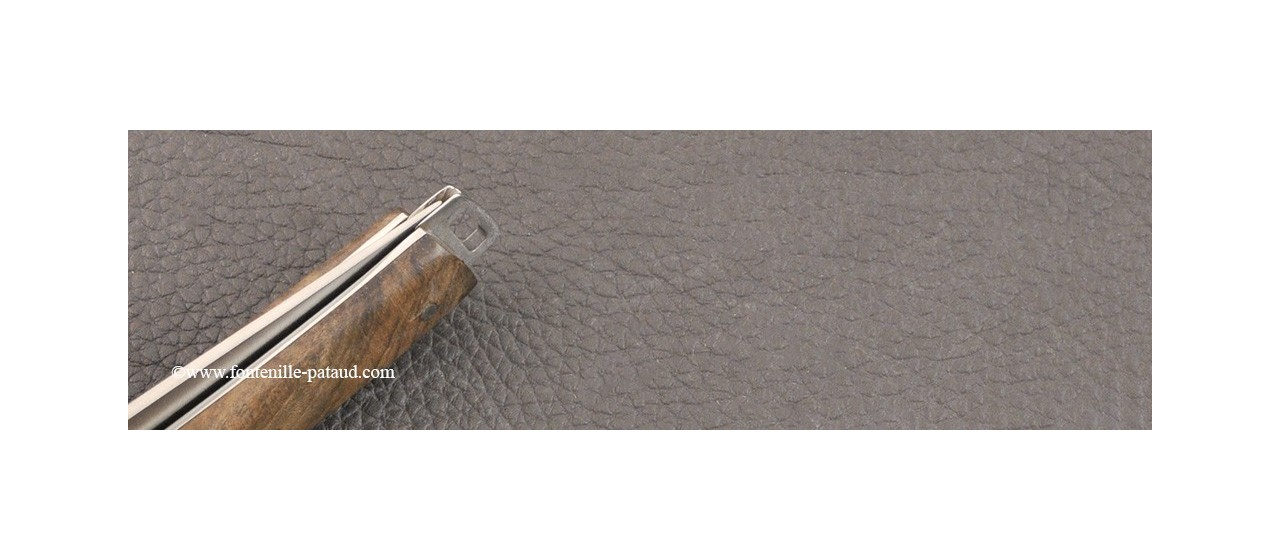 Le Thiers® Nature knife walnut handle