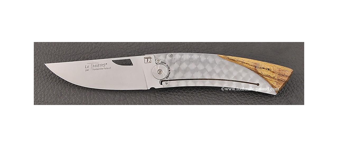 Couteau Le Thiers Bambou Bocote