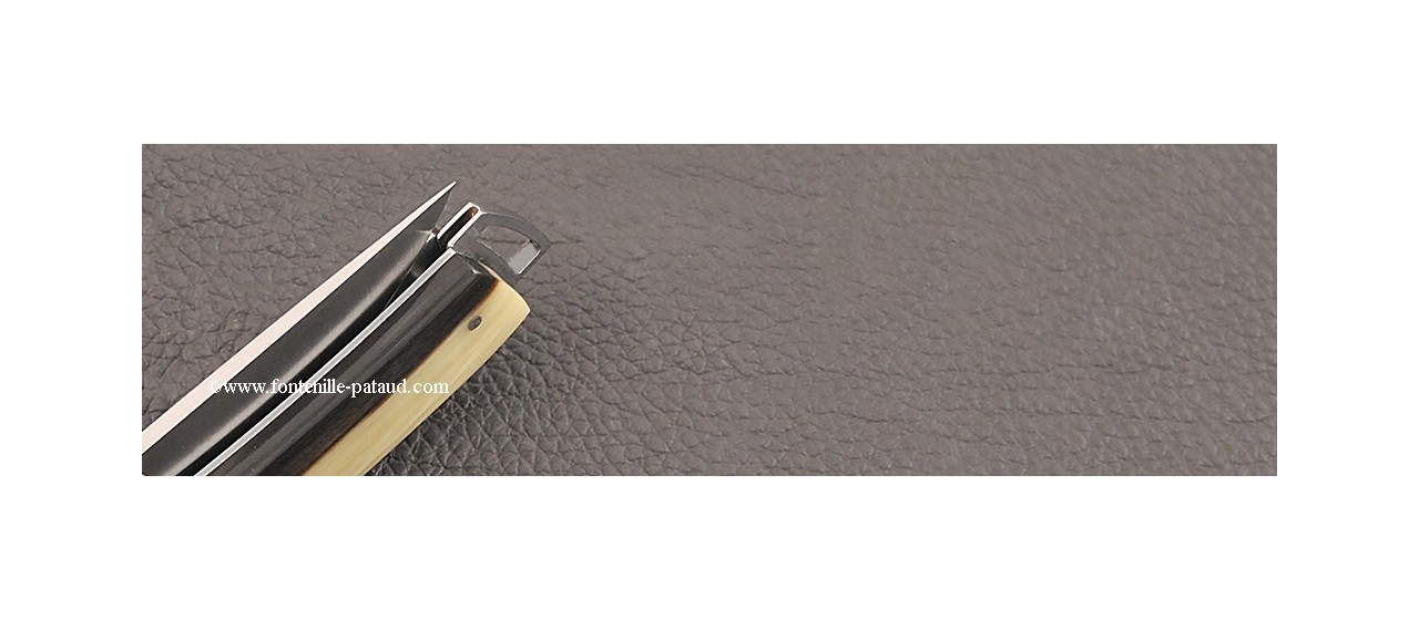 Le Thiers ® Gentleman knife full cow horn