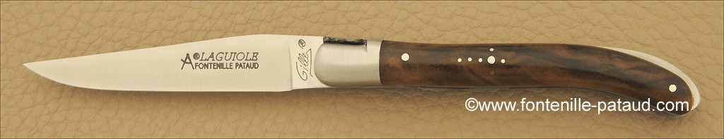 Laguiole Knife XS Classic Range Walnut