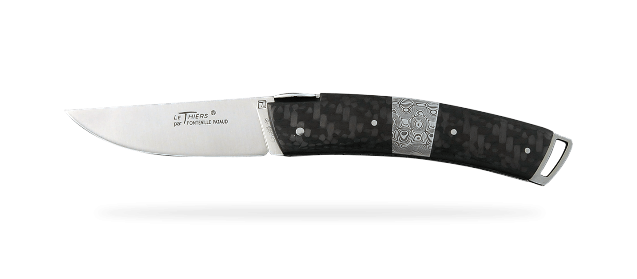 Le Thiers® Gentleman central bolster Carbon fiber