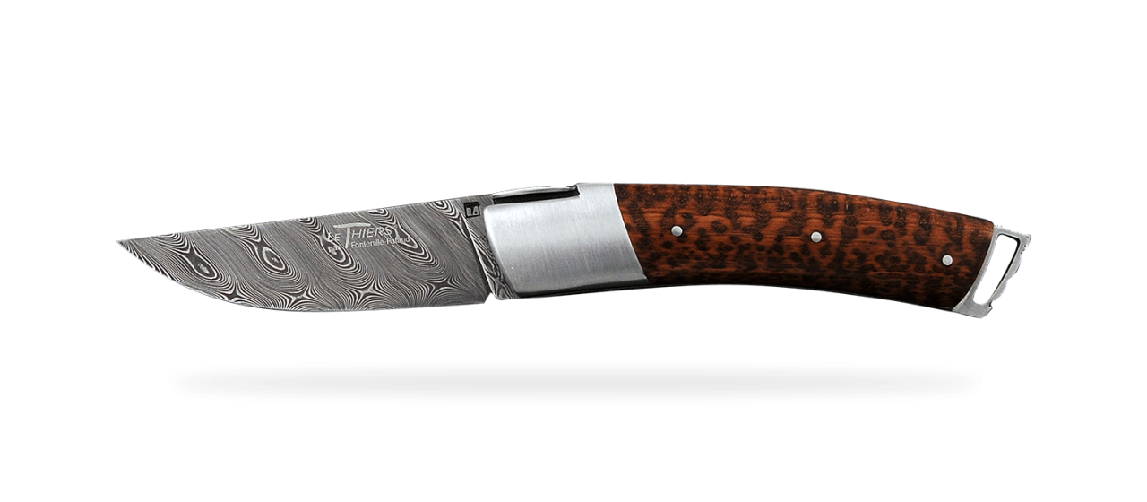 Le Thiers® Gentleman Damascus Amourette