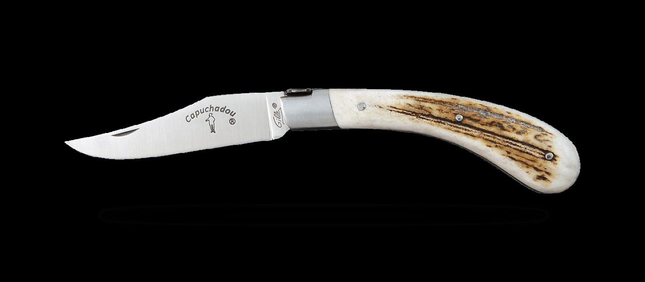 Le Capuchadou® 12 cm, Bois de cerf