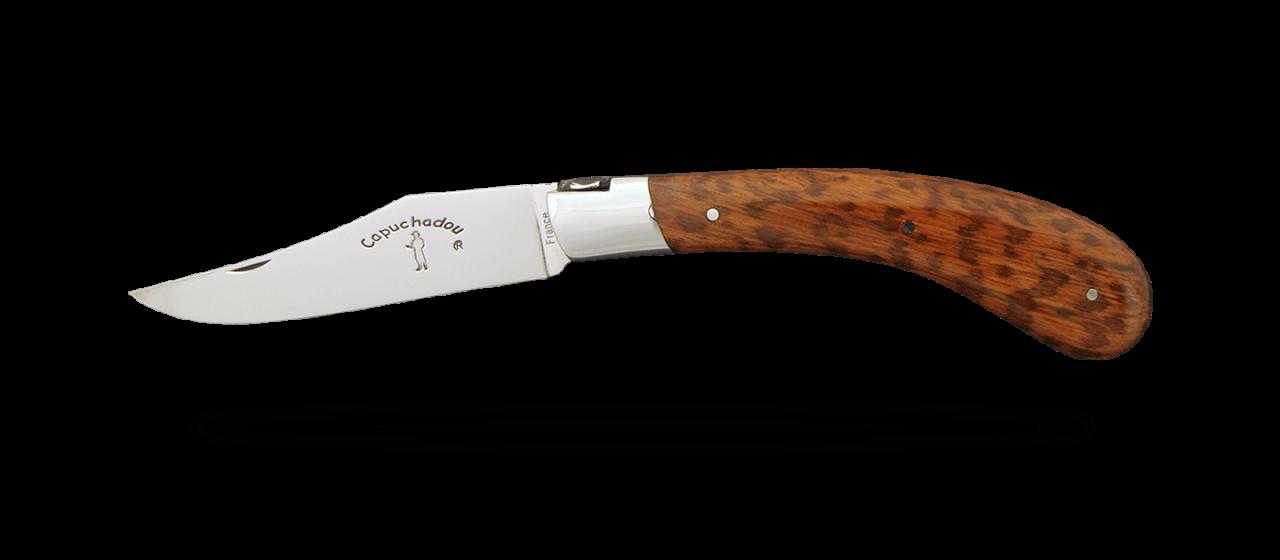 """Le Capuchadou®"" 12 cm hand made knife, amourette"