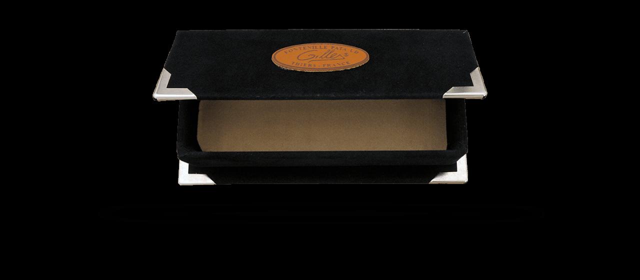Velvet Individual Deluxe Box