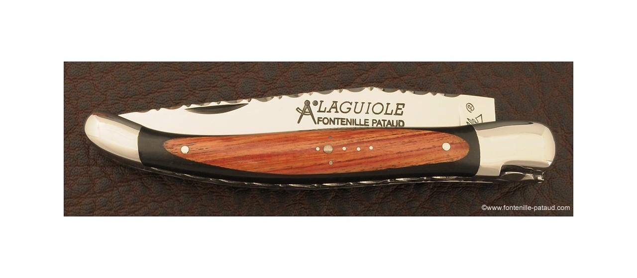 Laguiole fabriqué par un artisan français