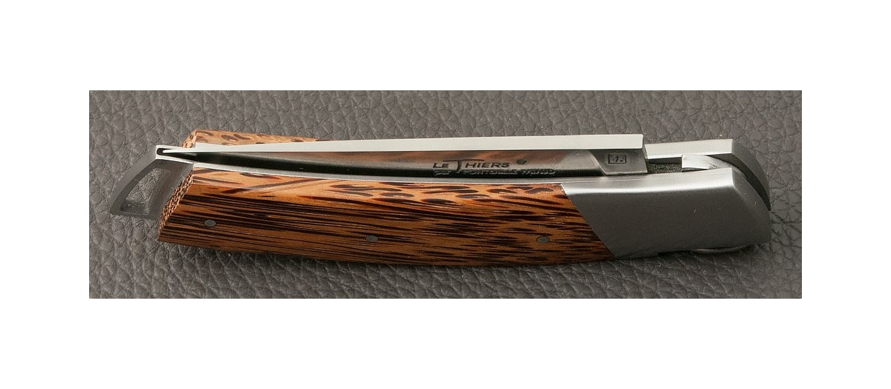 Le Thiers® Gentleman Stabilized palm tree knife