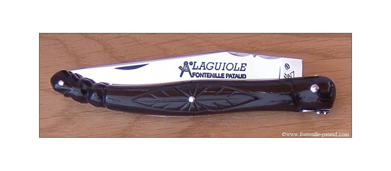 collectors laguiole knife