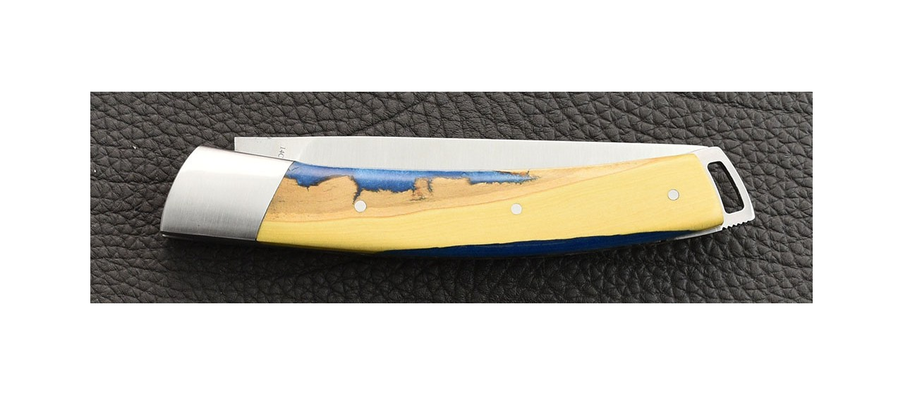 Le Thiers® Nature Hybrid boxwood knife handmade in France