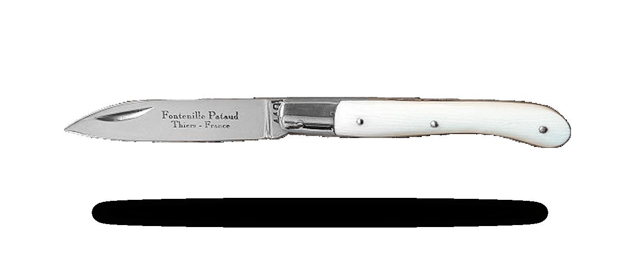 Aurillac Ivoire de mammouth blanc