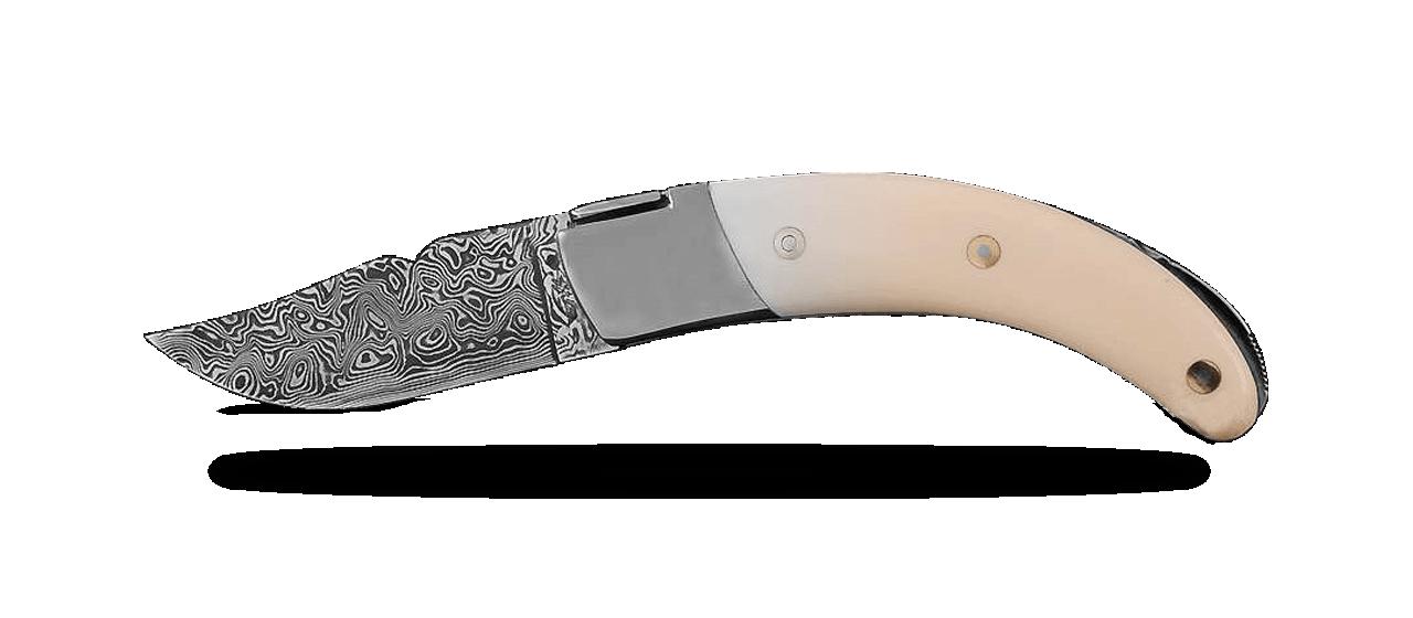 Le Rondinara Damas Ivoire de mammouth blanc