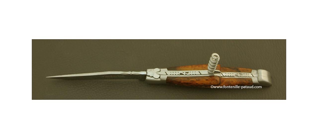 Laguiole Knife Picnic Classic Range Ironwood
