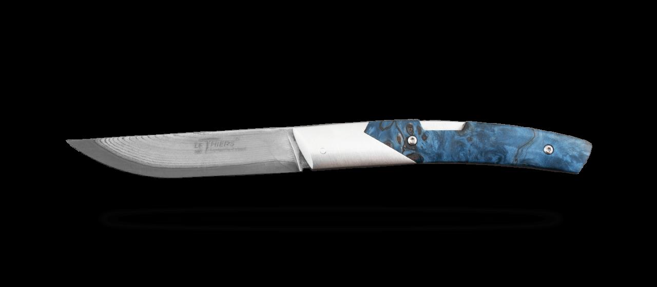 Le Thiers® Advance VG10 Blue Poplar burl