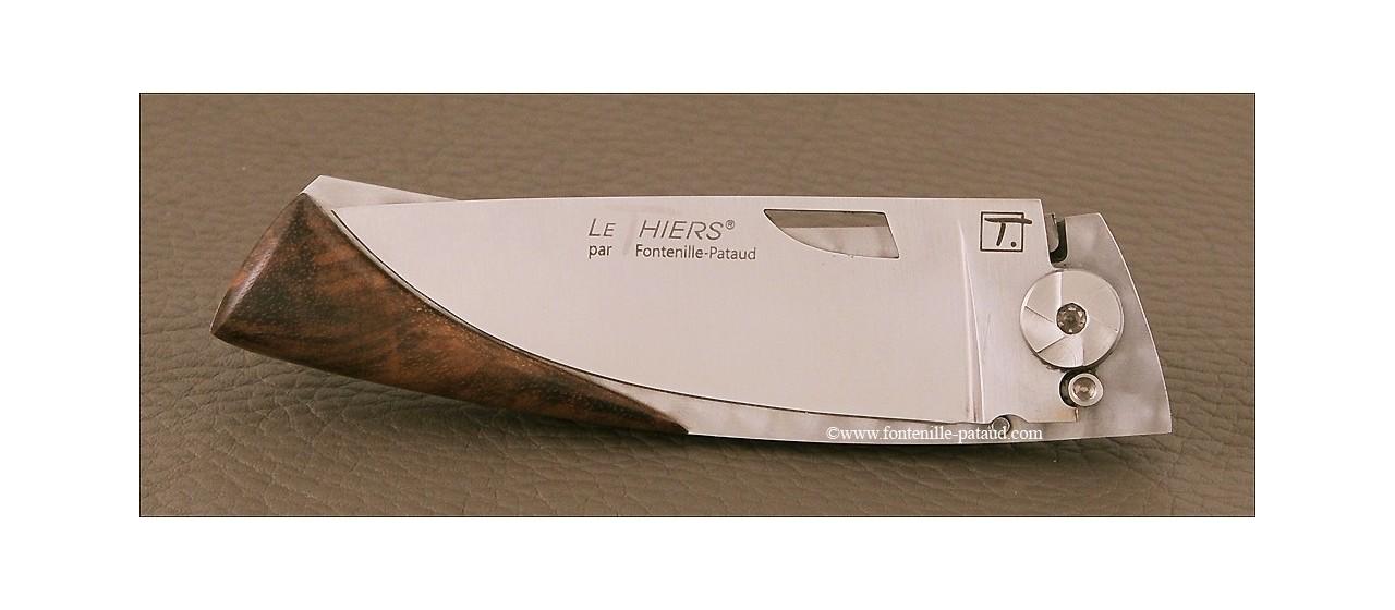 Le Thiers Knife Craft Range Walnut