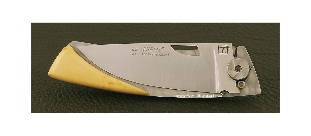 Le Thiers Knife Craft Range Boxwood
