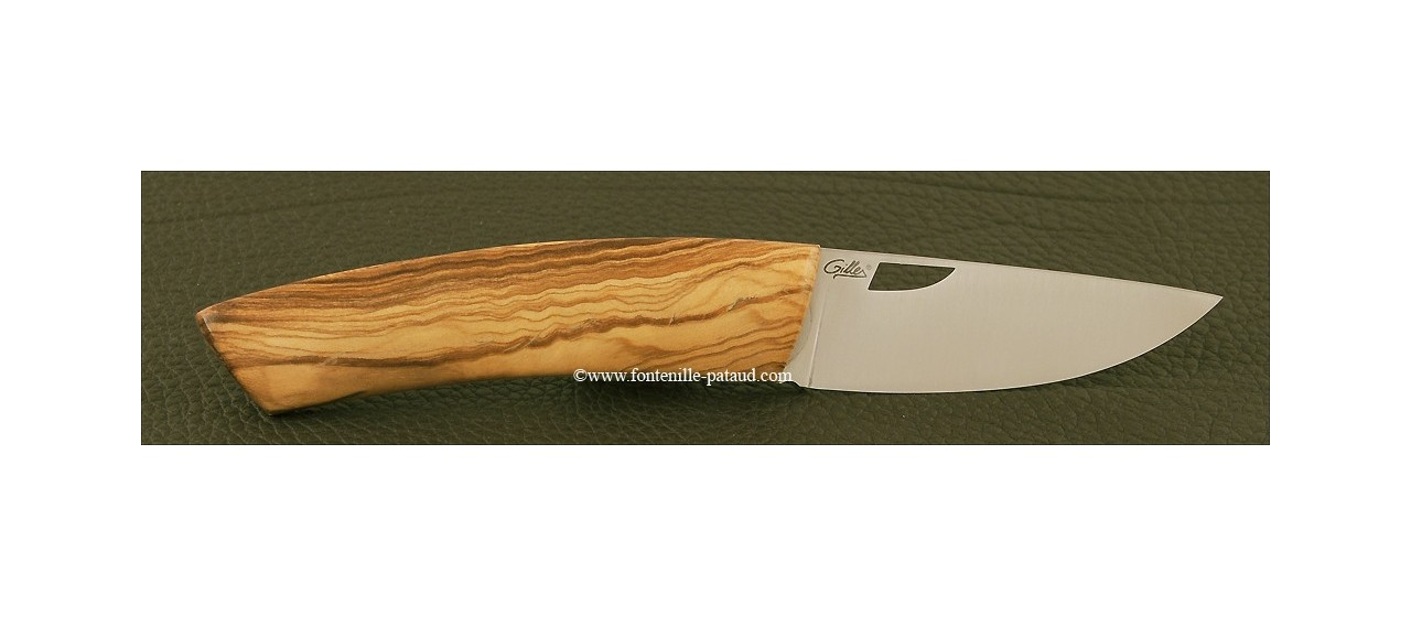 Le Thiers Knife Craft Range Olivewood