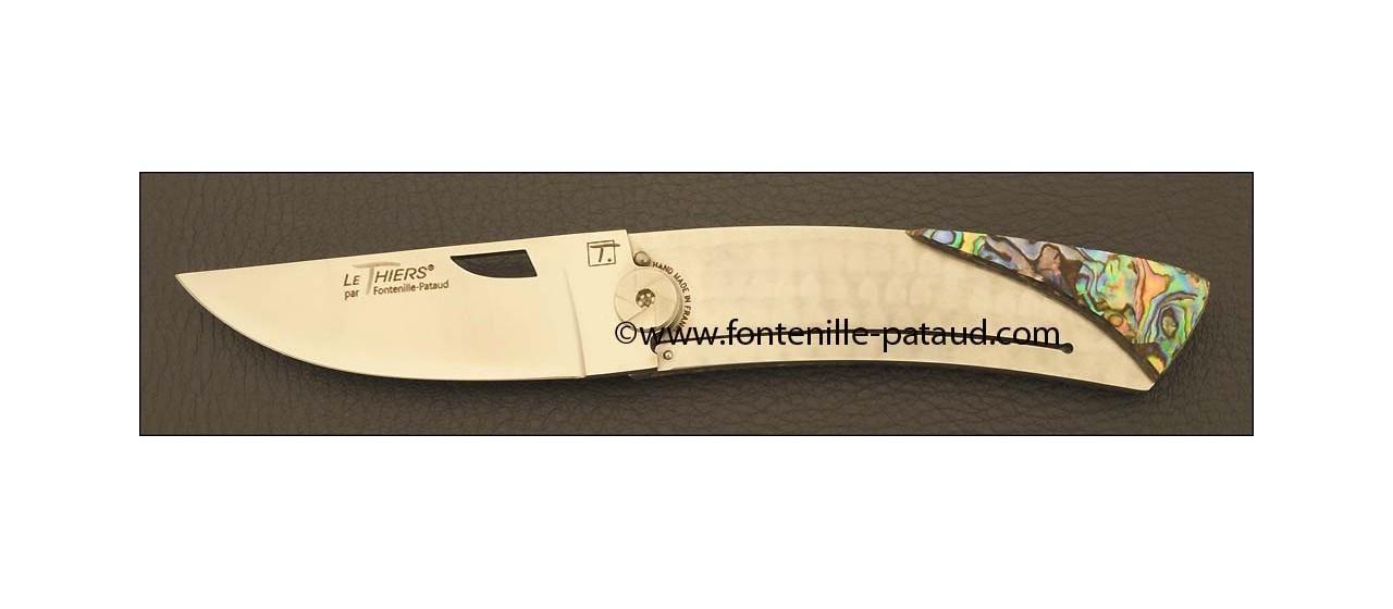 Couteau Le Thiers Artisanal Nacre