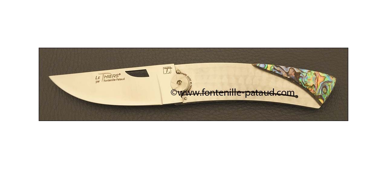 Le Thiers Knife Craft Range Mother of pearl