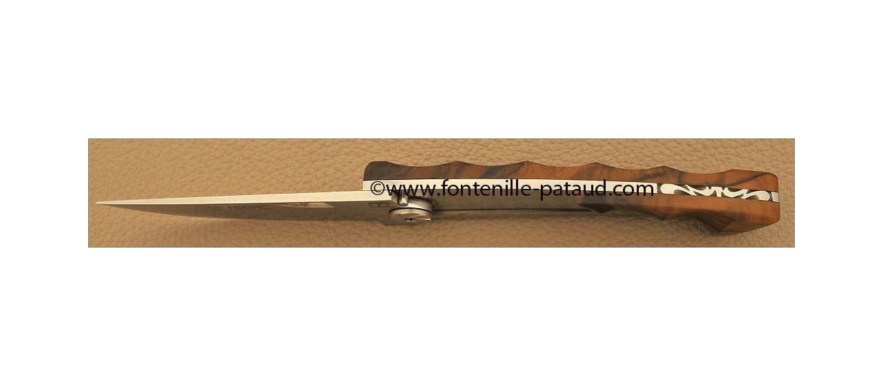 Le Thiers Knife Bamboo Range Walnut